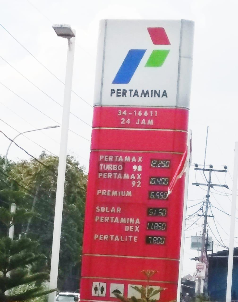 Vulgar Pengecoran BBM Subsidi di SPBU Cibungbulang