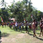 Saka Wira Kartika Angkatan ke X Binaan Kodim 0913/PPU