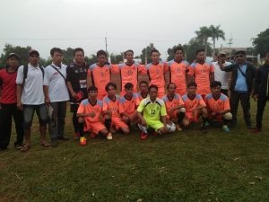 Warga Jaya FC Optimis Maju Sampai Final